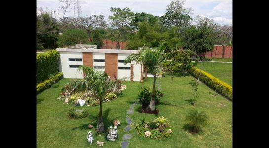Casa en Alquiler Urubo, El condominio el Parque de los Jardines  del urubo Foto 14