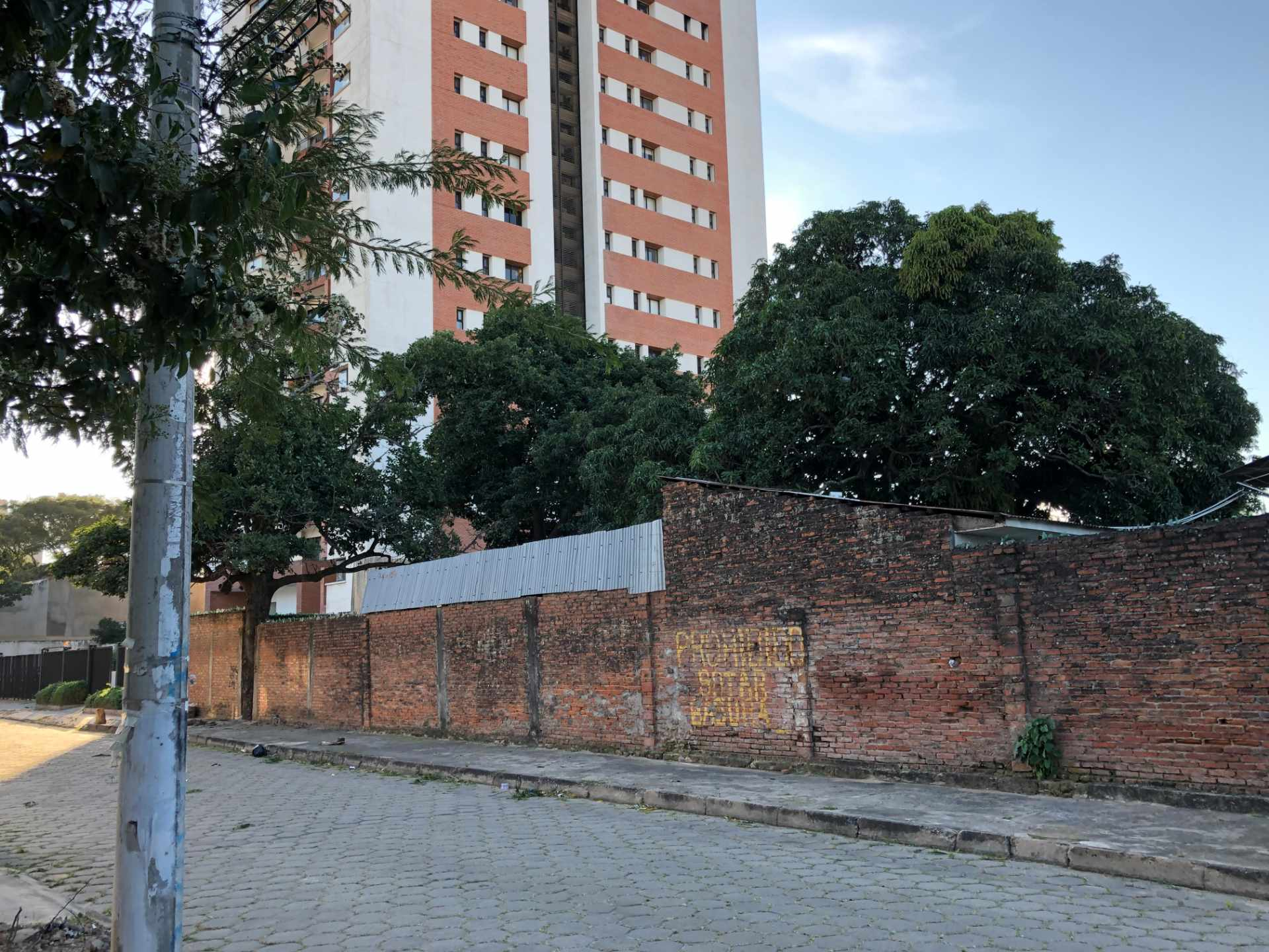 Terreno en Venta Calle El Fuerte s/n, zona barrio Los Choferes (al lado del Hostal Jodanga) Foto 8