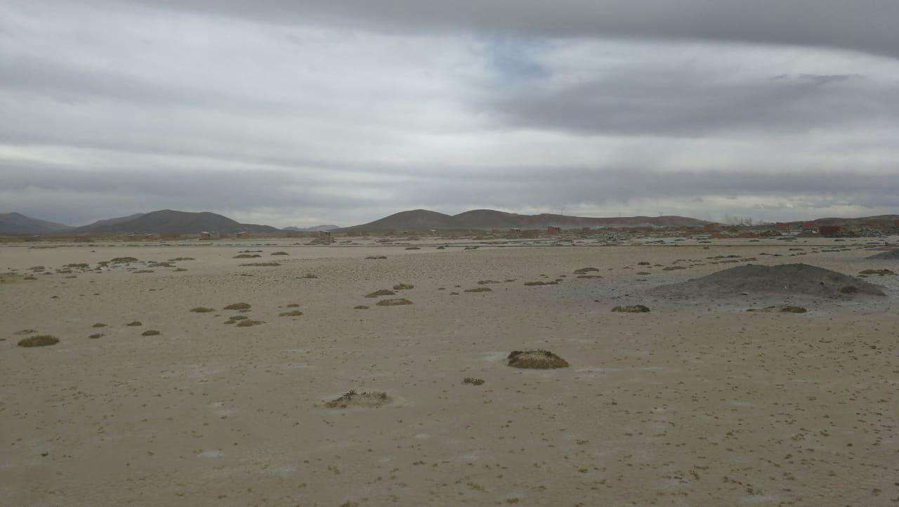 Terreno en Venta Carretera Oruro Capachos Foto 3