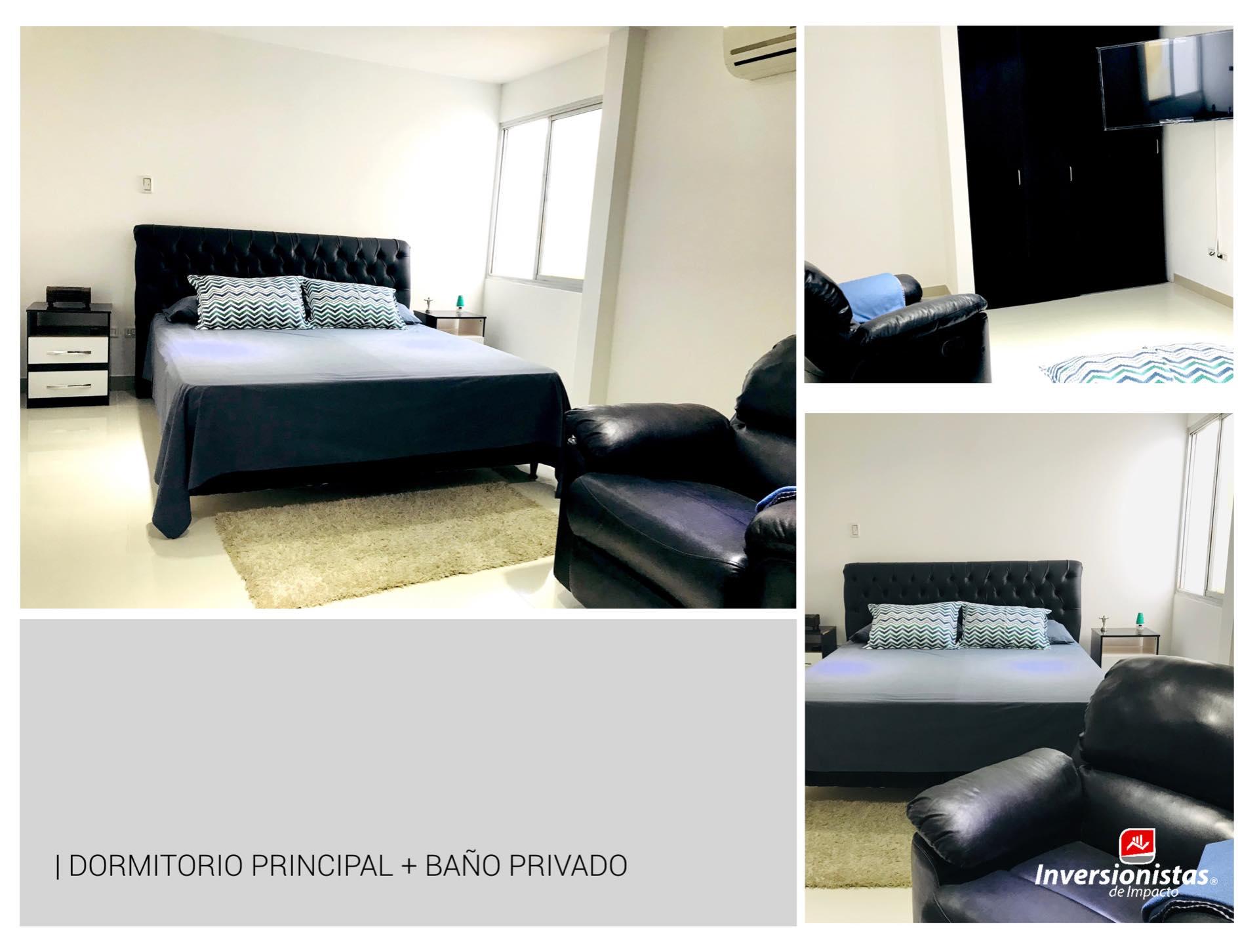 Departamento en Alquiler Condominio TORRE DELTA, EQUIPETROL, ubicación estratégica. Foto 8