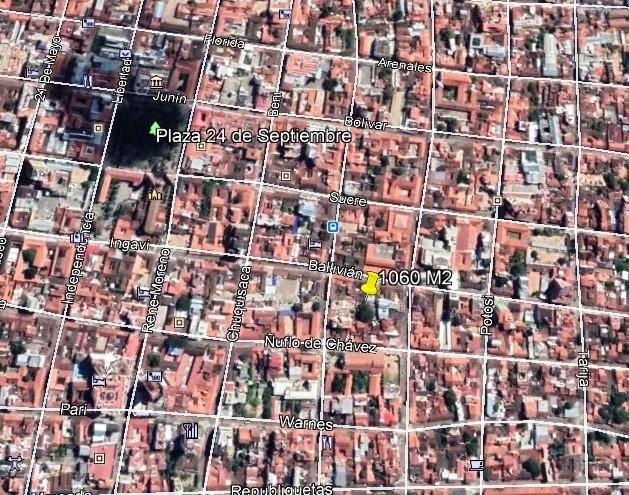 Terreno en Venta Calle ballivian  Foto 2