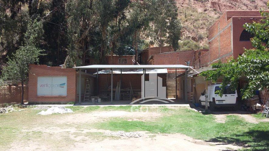 Terreno en Venta AMOR DE DIOS, Zona Sur, La Paz Foto 3