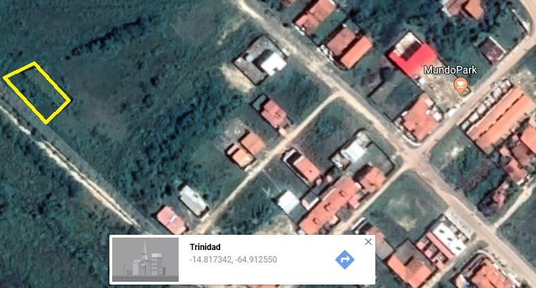 Terreno en Venta Chaparral II, Trinidad Beni Foto 3
