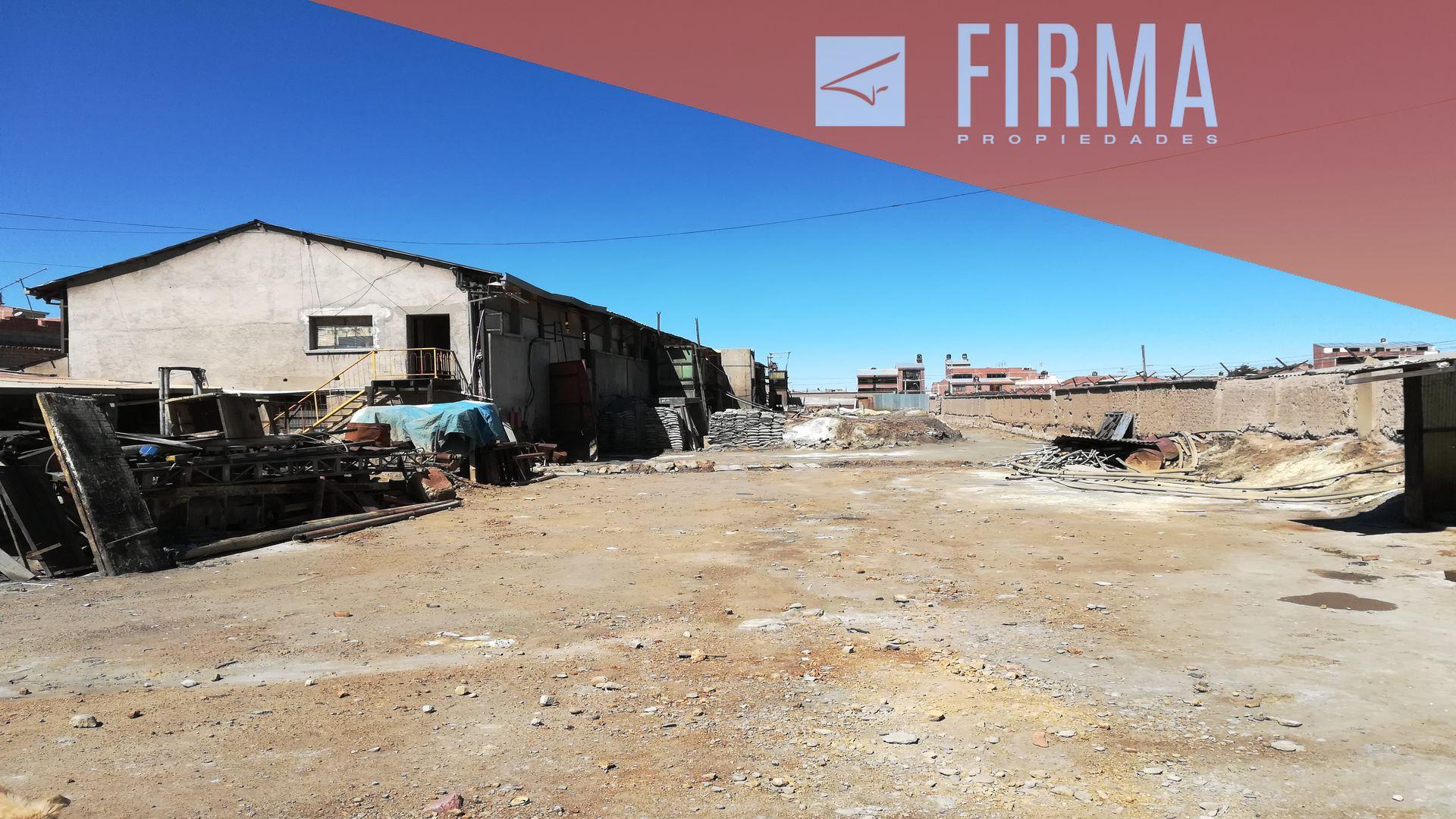 Terreno en Venta FTV18530 – COMPRA ESTE TERRENO EN ORURO Foto 3