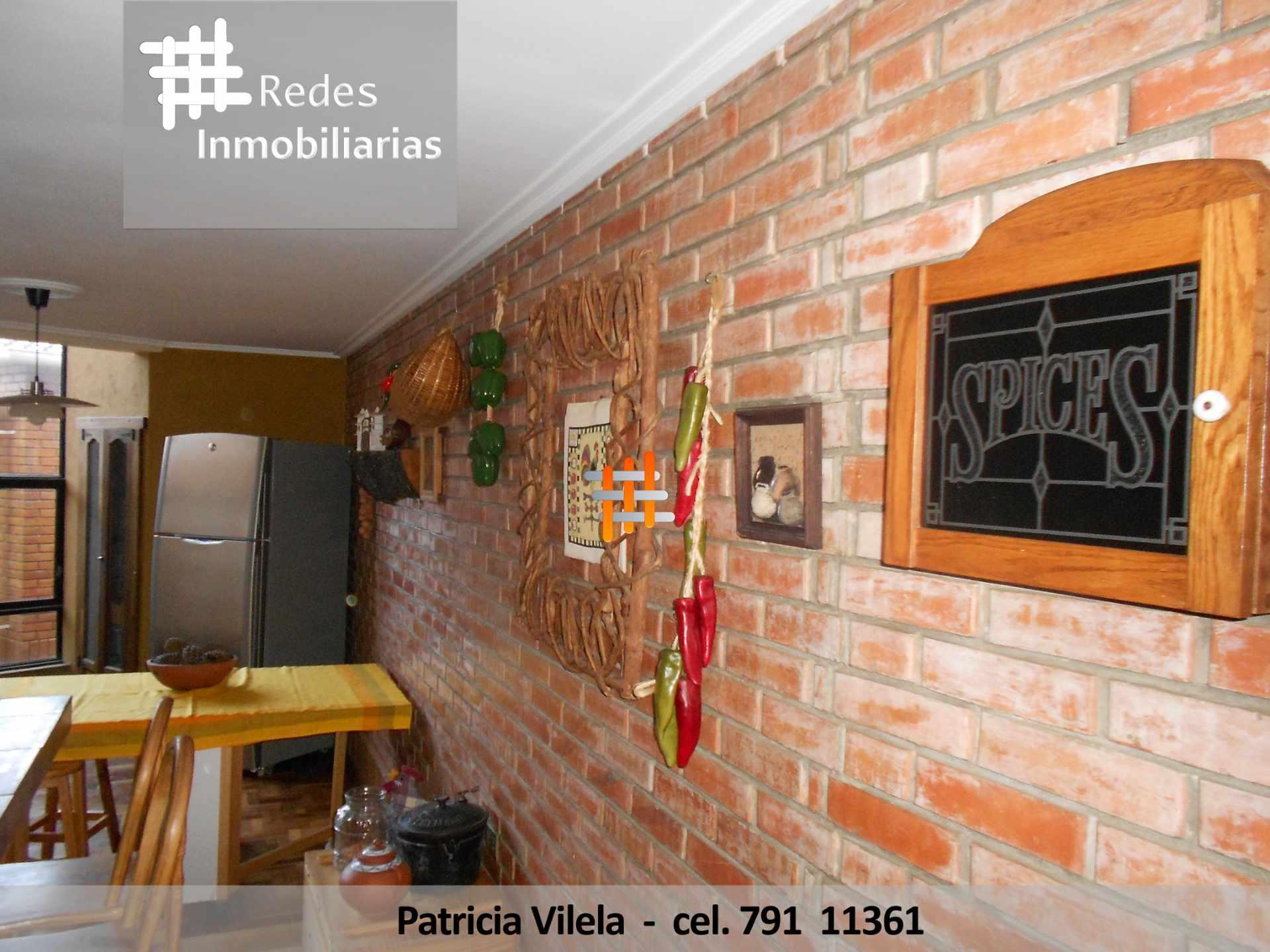 Casa en Alquiler CASA EN ALQUILER TOTALMENTE AMOBLADA: ACHUMANI SECTOR BARQUETA Foto 4