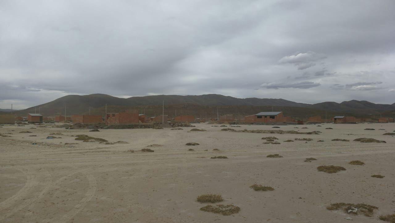 Terreno en Venta Carretera Oruro Capachos Foto 2