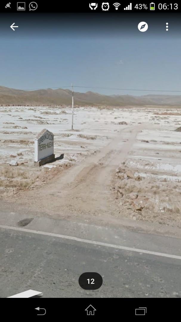 Terreno en Venta Carretera Capachos Km. 4 Foto 3