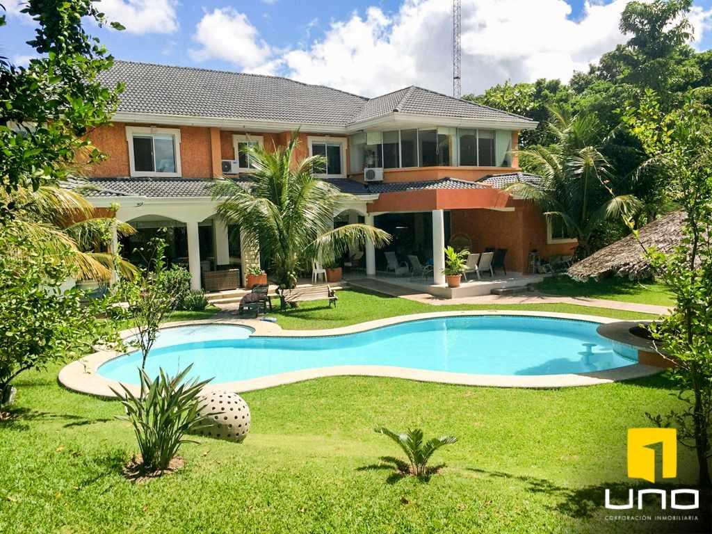 Casa en Alquiler Colinas del Urubo alquilo amplia residencia Foto 7