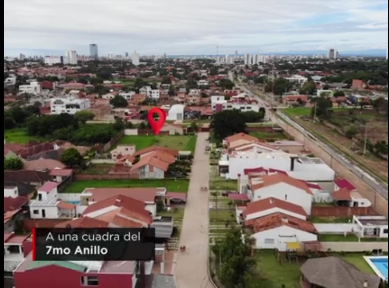 Terreno en Venta Septimo Anillo Zona Norte EN CONDOMINIO CERRADO Foto 2