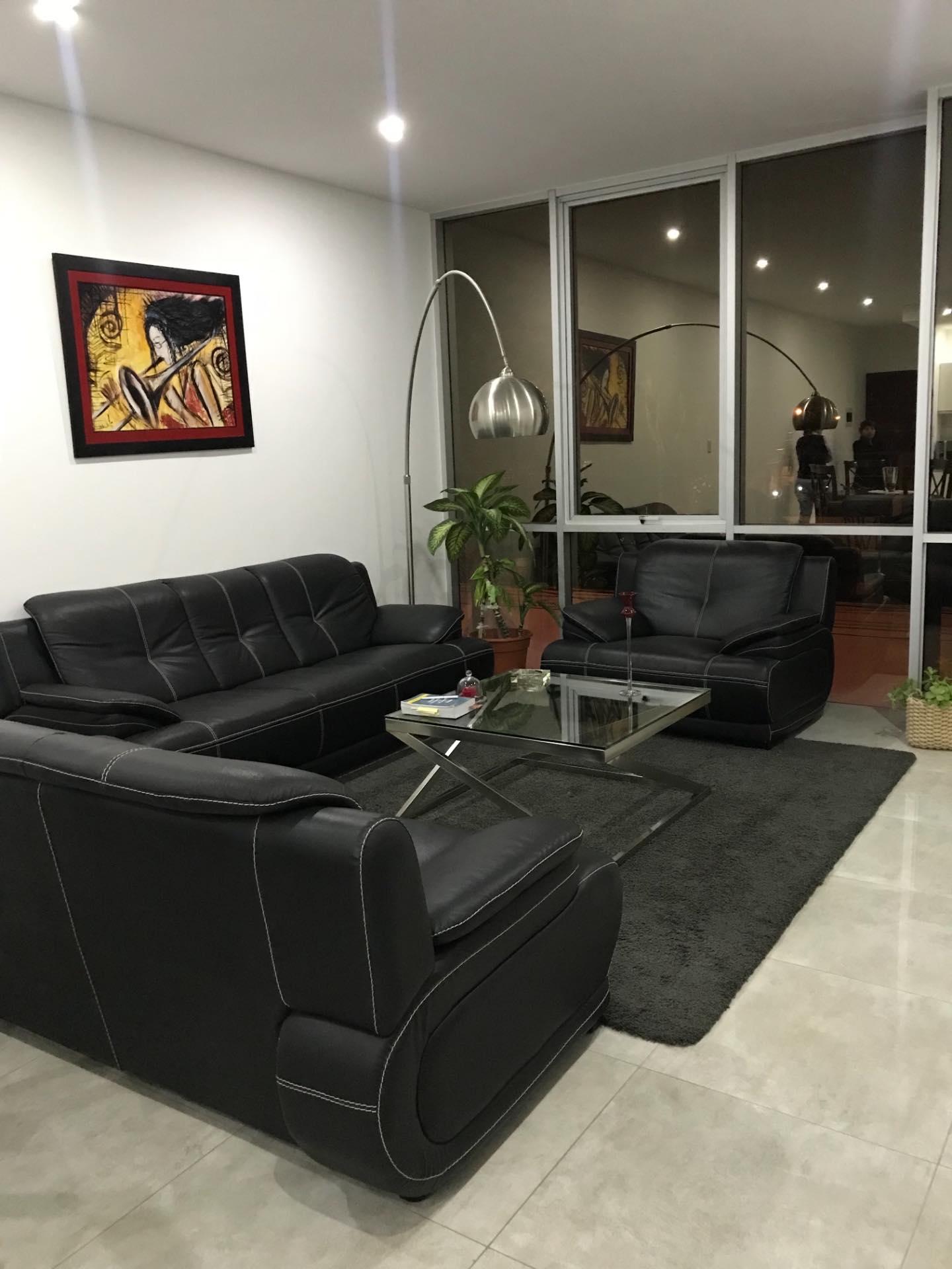 Departamento en Alquiler En exclusivo condominio zona Barrio Las Palmas  Foto 9