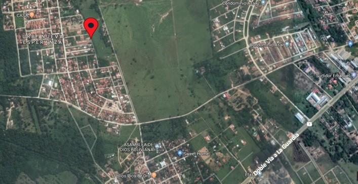 Terreno en Venta TERRENO EN URB. NUEVA ESPERANZA  Foto 2