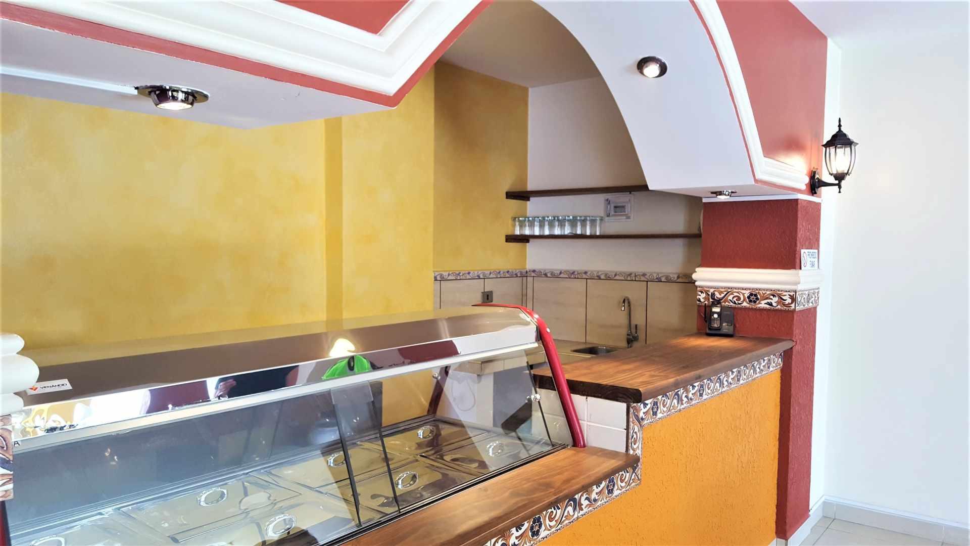 Local comercial en Venta $us 82.000.- LOCAL COMERCIAL IDEAL PARA RESTAURANTE - ZONA CALA CALA. CEL.: 799-98200 Foto 3
