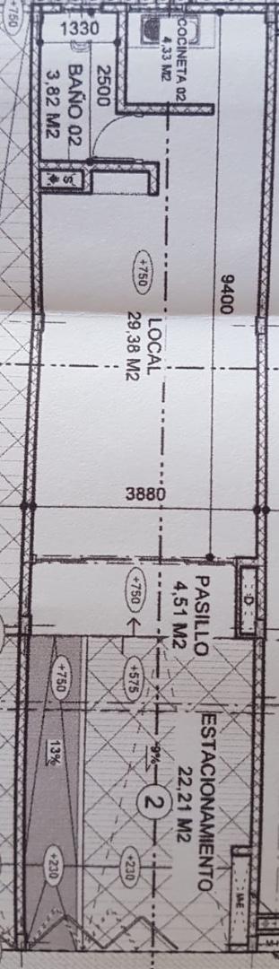 Oficina en Alquiler Calle Prolongación a media cuadra de la Av Uruguay y pocas cuadras del Palacio de Justicia Foto 2