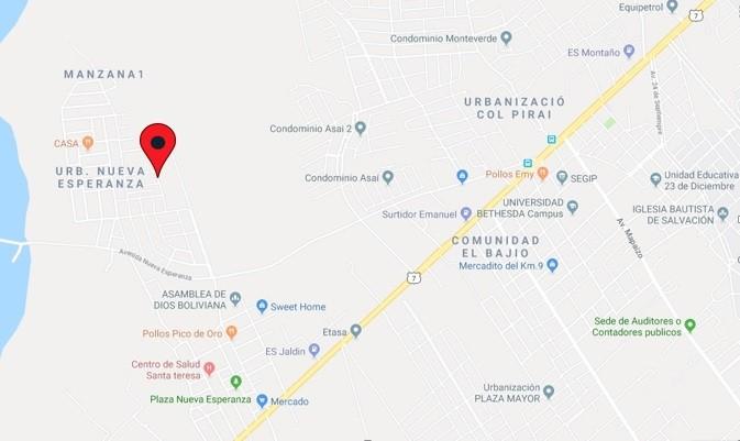Terreno en Venta TERRENO EN URB. NUEVA ESPERANZA  Foto 3