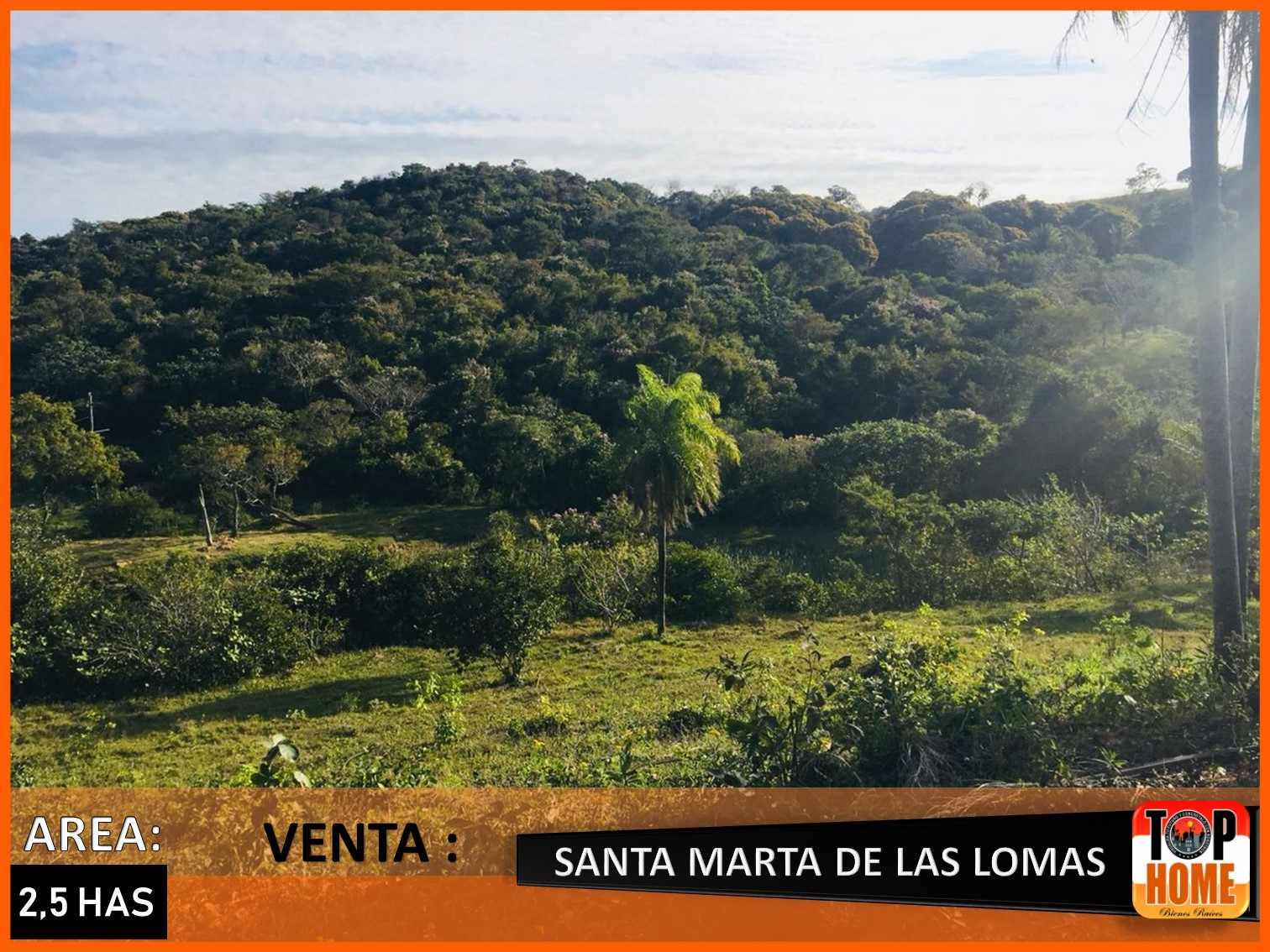 Terreno en Venta SANTA MARTA DE LAS LOMAS Foto 4