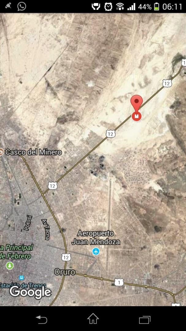 Terreno en Venta Carretera Capachos Km. 4 Foto 8