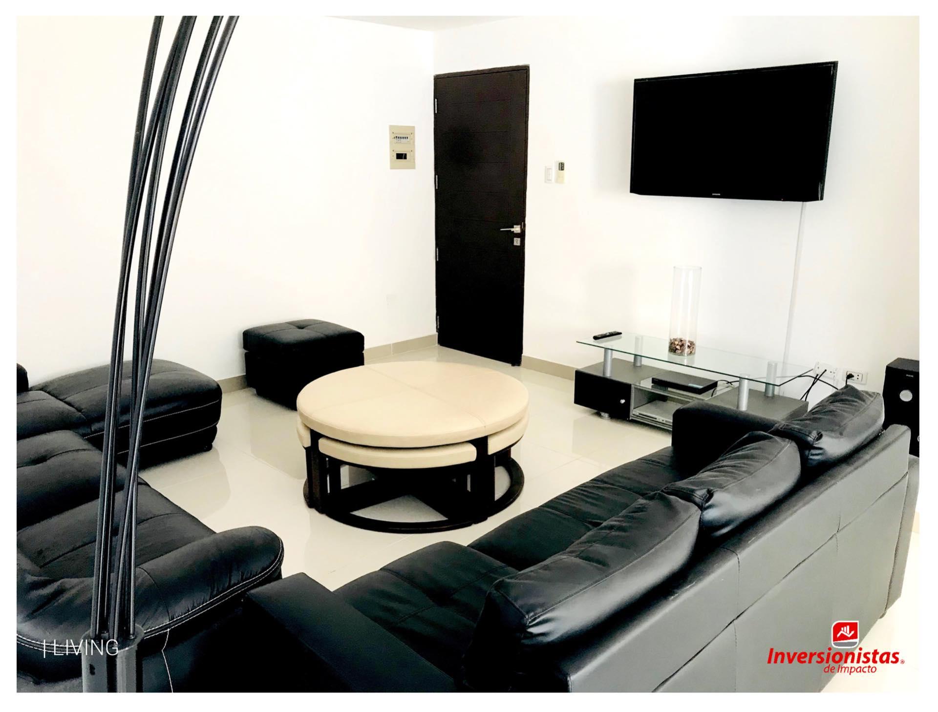 Departamento en Alquiler Condominio TORRE DELTA, EQUIPETROL, ubicación estratégica. Foto 3