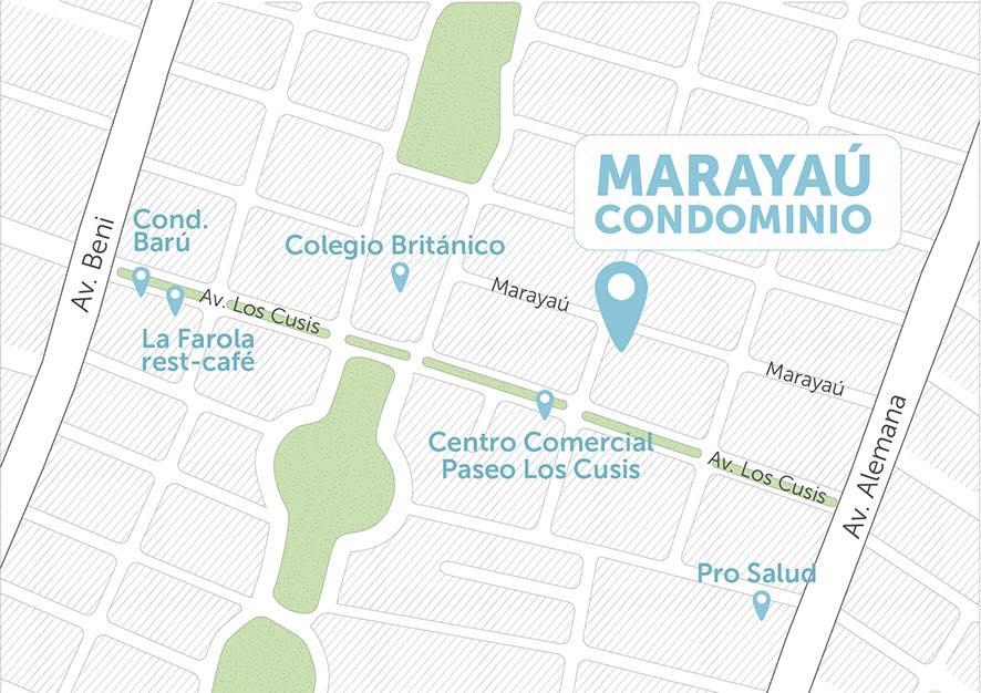 Departamento en Venta Calle Marayaú  Foto 9