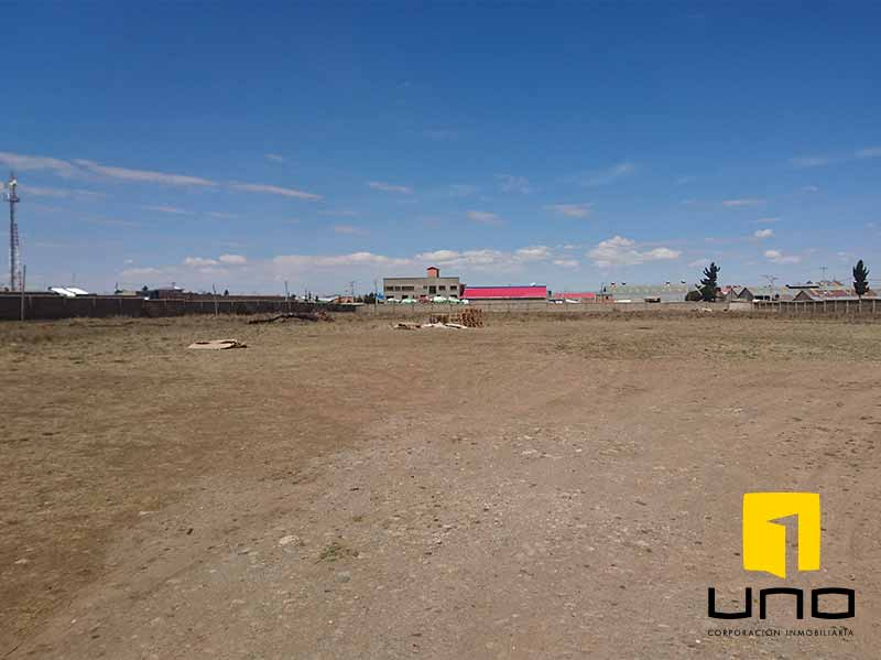 Terreno en Venta Zona Franca, El Alto Foto 4