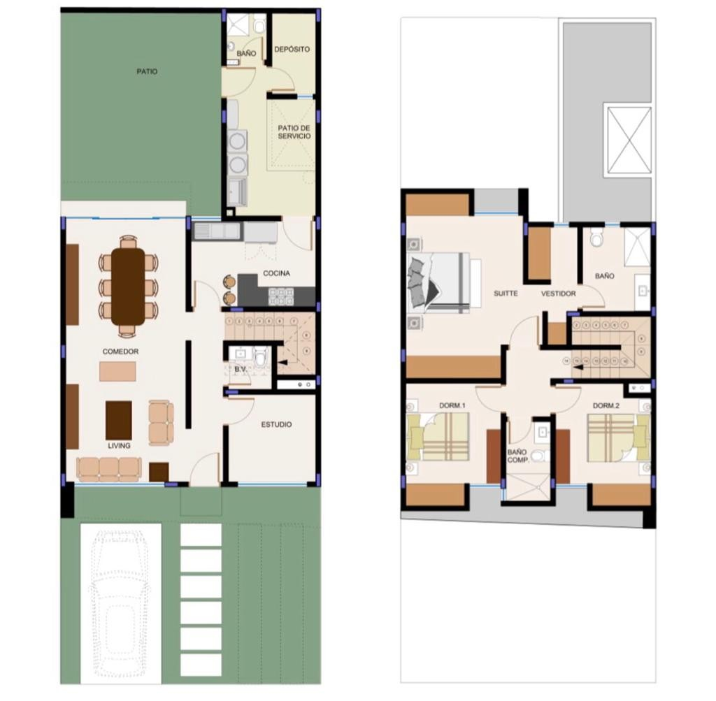 Casa en Venta 5to Anillo Entre Radial 26 y 27 Foto 7