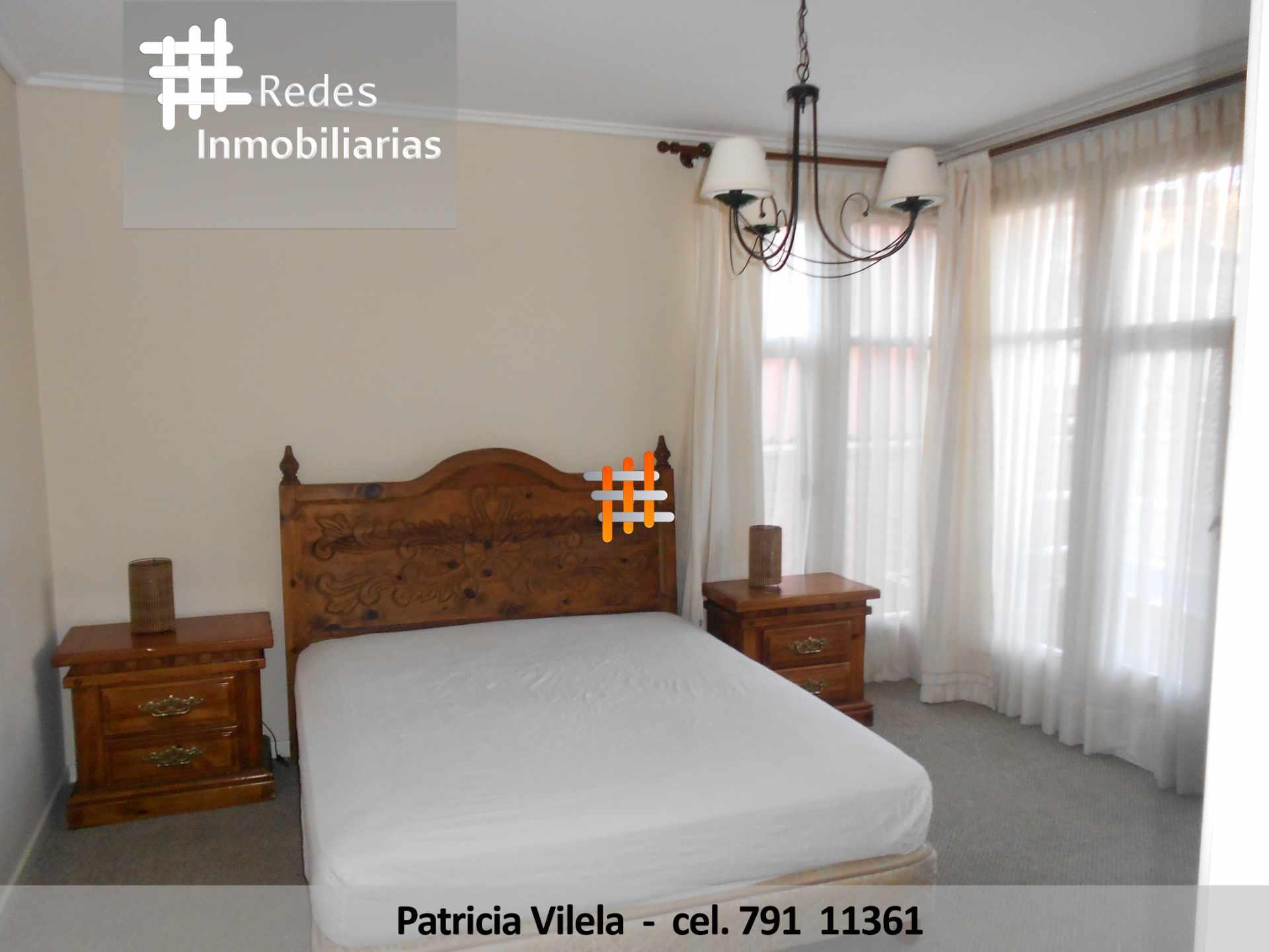 Casa en Alquiler CASA EN ALQUILER TOTALMENTE AMOBLADA: ACHUMANI SECTOR BARQUETA Foto 31