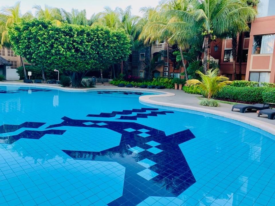 Departamento en Venta 140.000 $us En santa Cruz de la sierra Departamento en Hotel Buganvillas - Ref. 02025 Foto 8
