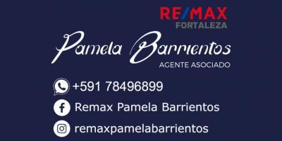 Pamela Barrientos - agente portada