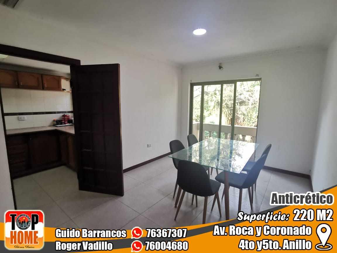 Departamento en Anticretico 4TO Y 5TO ANILLO ROCA Y CORONADO. Foto 12