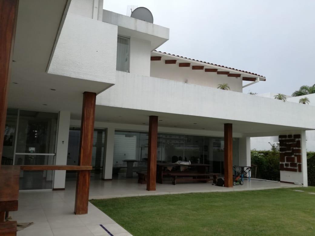 Casa en Alquiler Condominio exclusivo a pocos minutos del puente Urubó  Foto 4