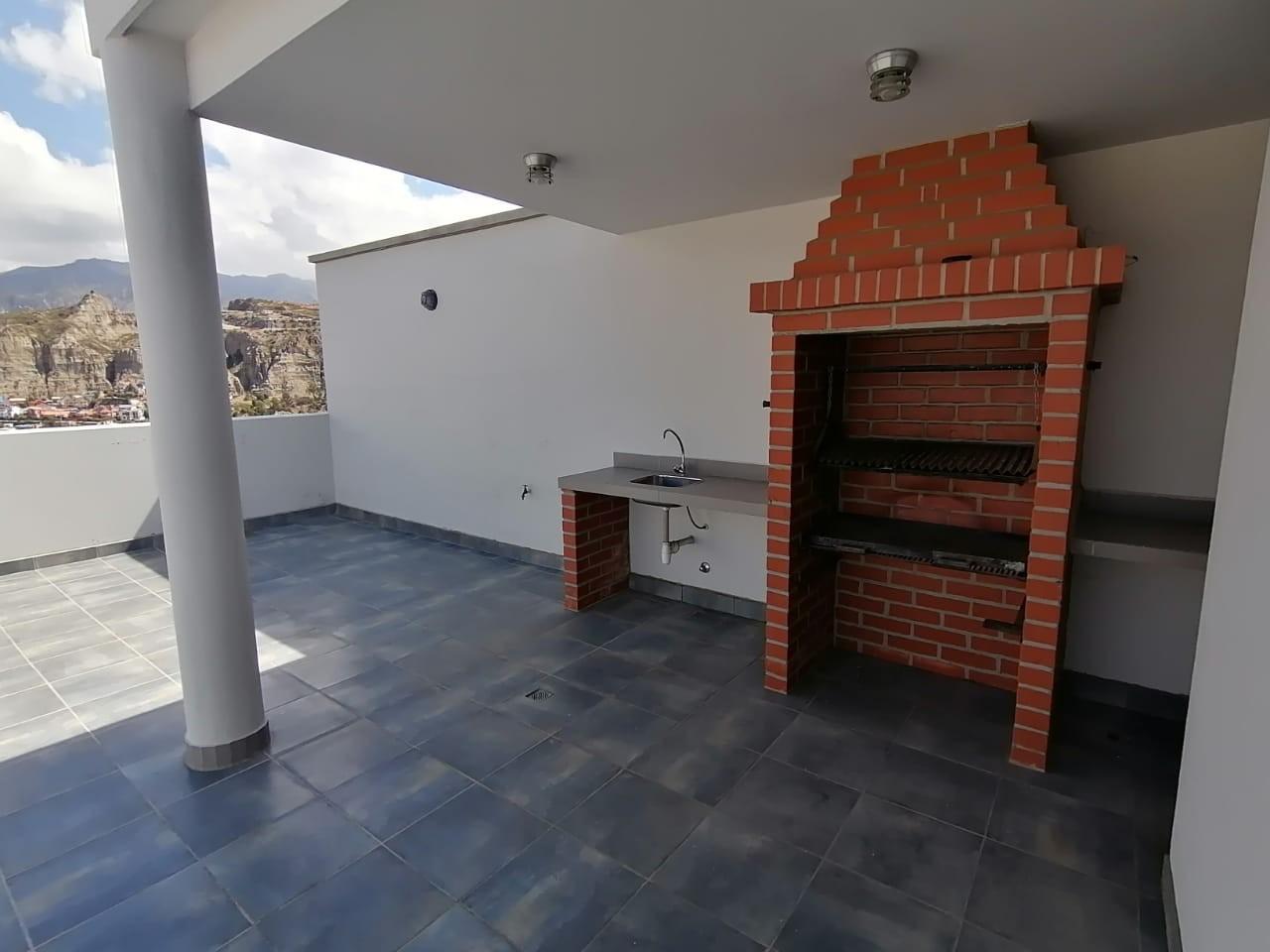 Departamento en Alquiler ALQUILER PENTHOUSE AMOBALDO DE 245 mtrs   EN COTA COTA Foto 4