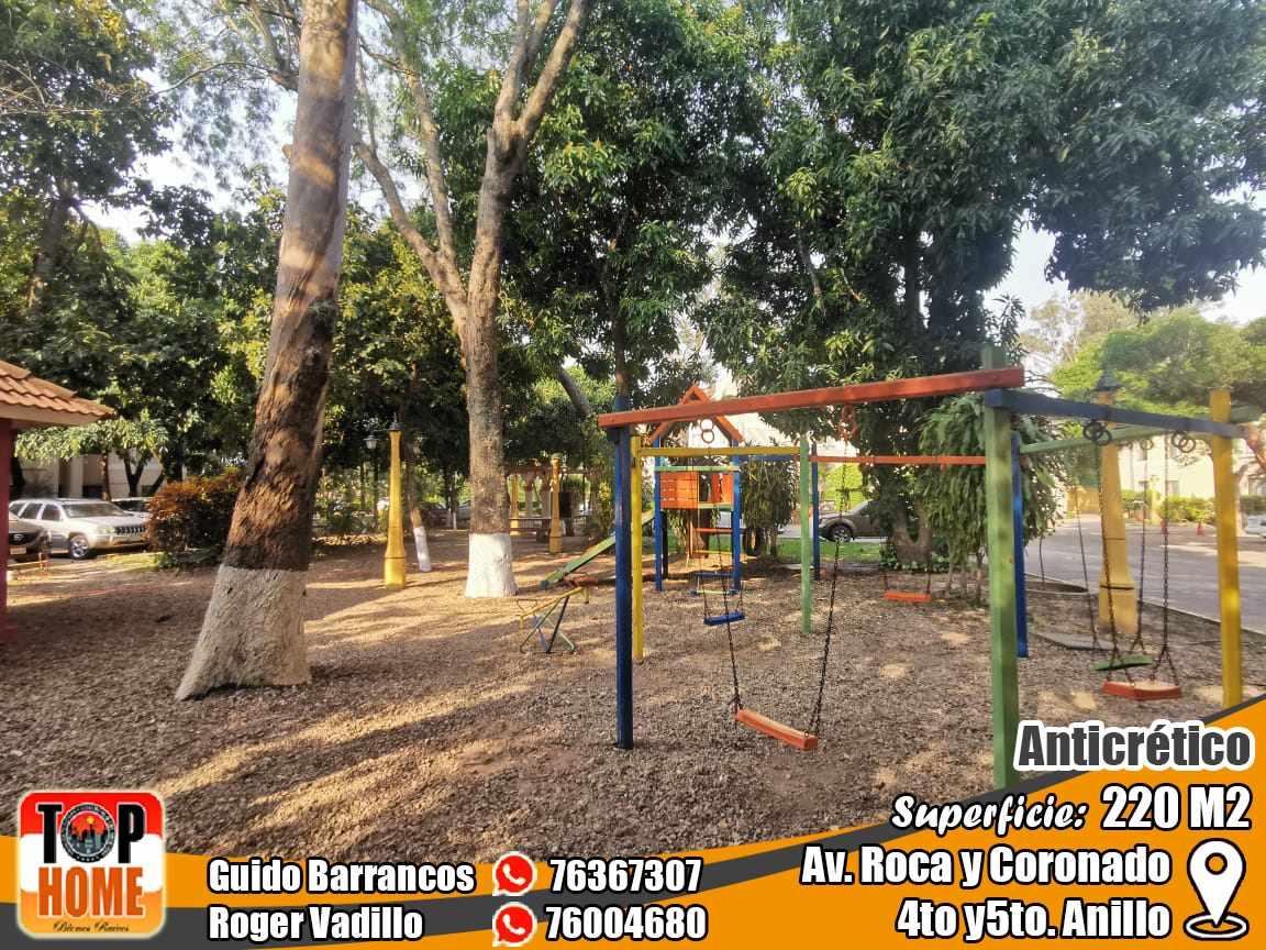 Departamento en Anticretico 4TO Y 5TO ANILLO ROCA Y CORONADO. Foto 5