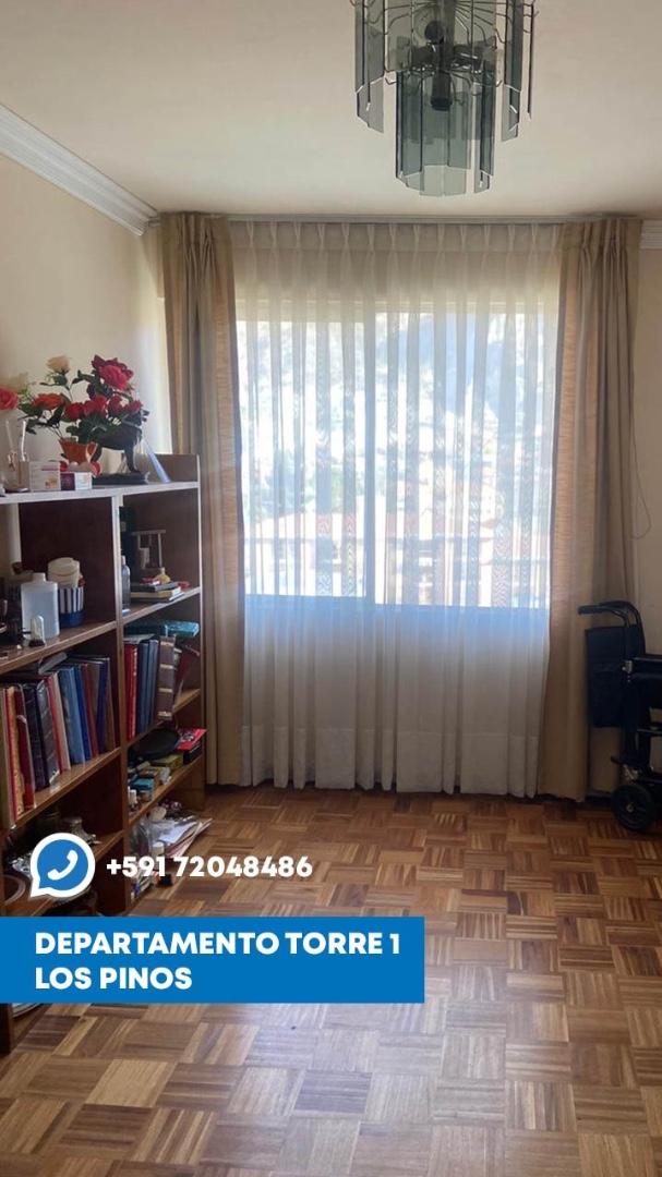 Departamento en Venta Torre 1, Los Pinos Foto 4