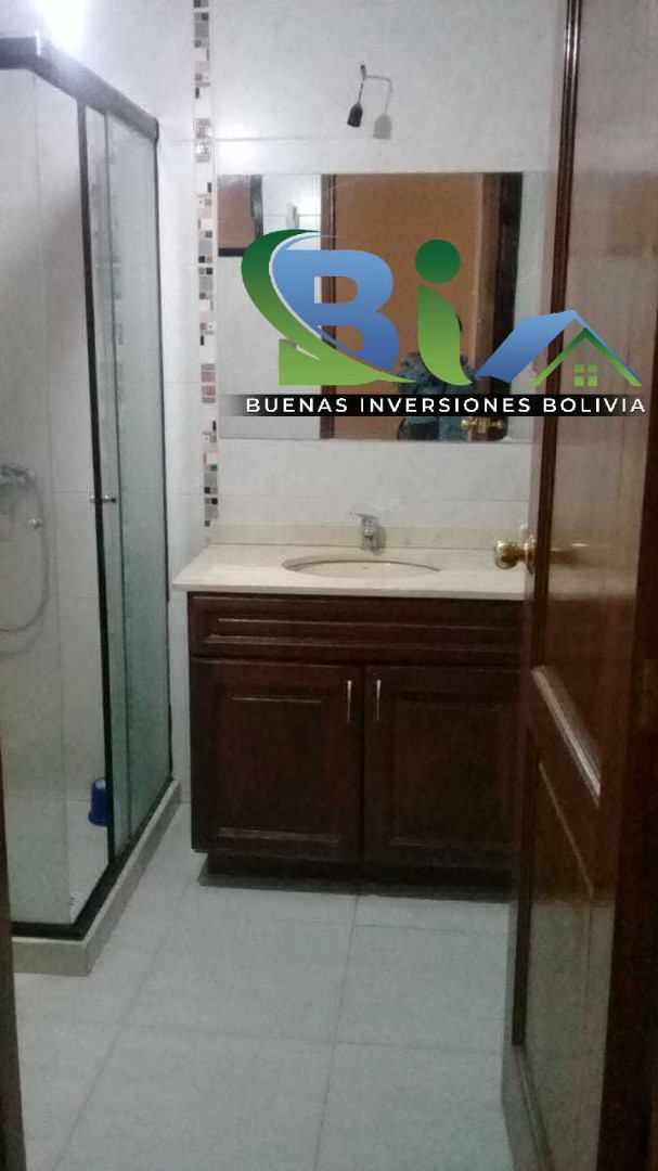 Departamento en Alquiler $us 250 GARZONEAR AMOBLADO PROX UNIVALLE (Av. AMÉRICA) Foto 3