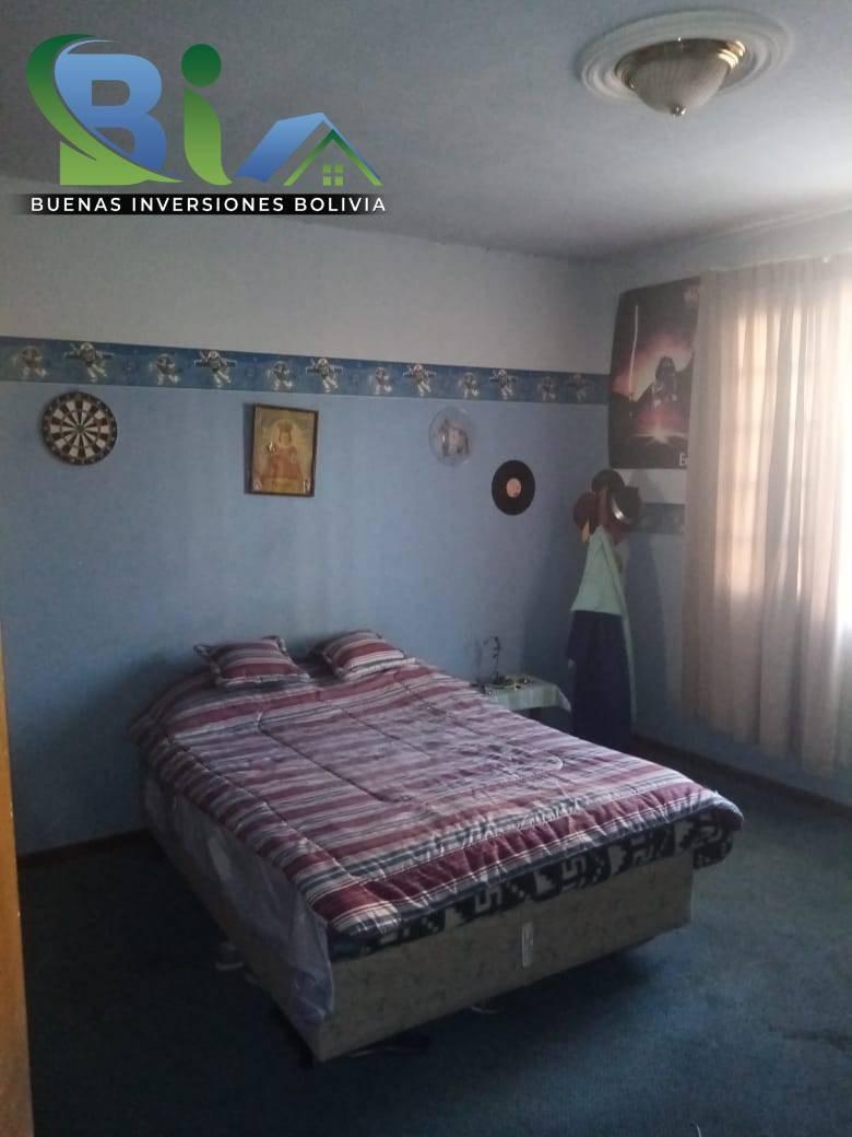 Casa en Venta $us.290.000 CASA EN ESQUINA + TIENDA PROX AV. HEROINAS ZONA SAN PEDRO Foto 5
