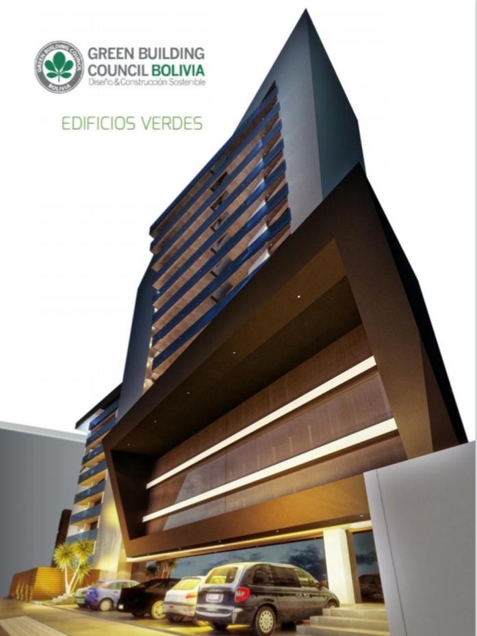 Departamento en Venta ? Equipetrol, frente Hotel Los Tajibos (centro empresarial) Foto 21