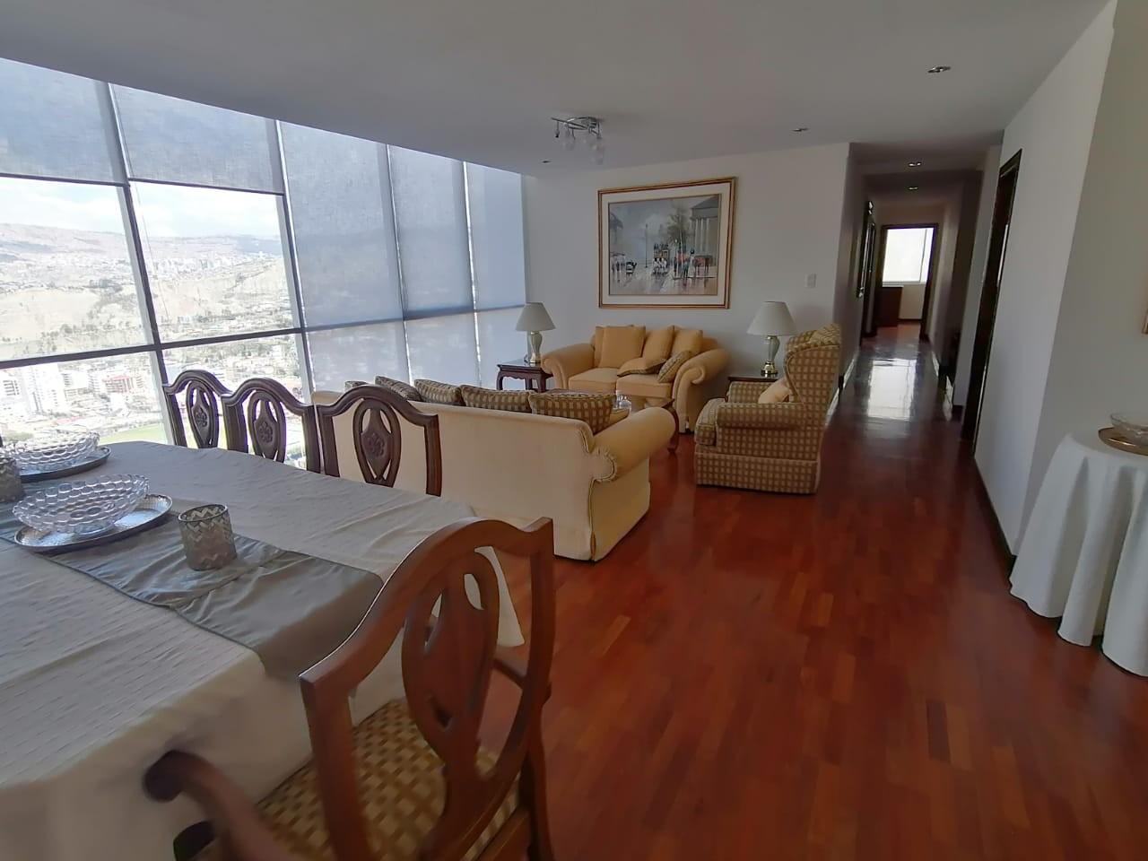 Departamento en Alquiler ALQUILER PENTHOUSE AMOBALDO DE 245 mtrs   EN COTA COTA Foto 9