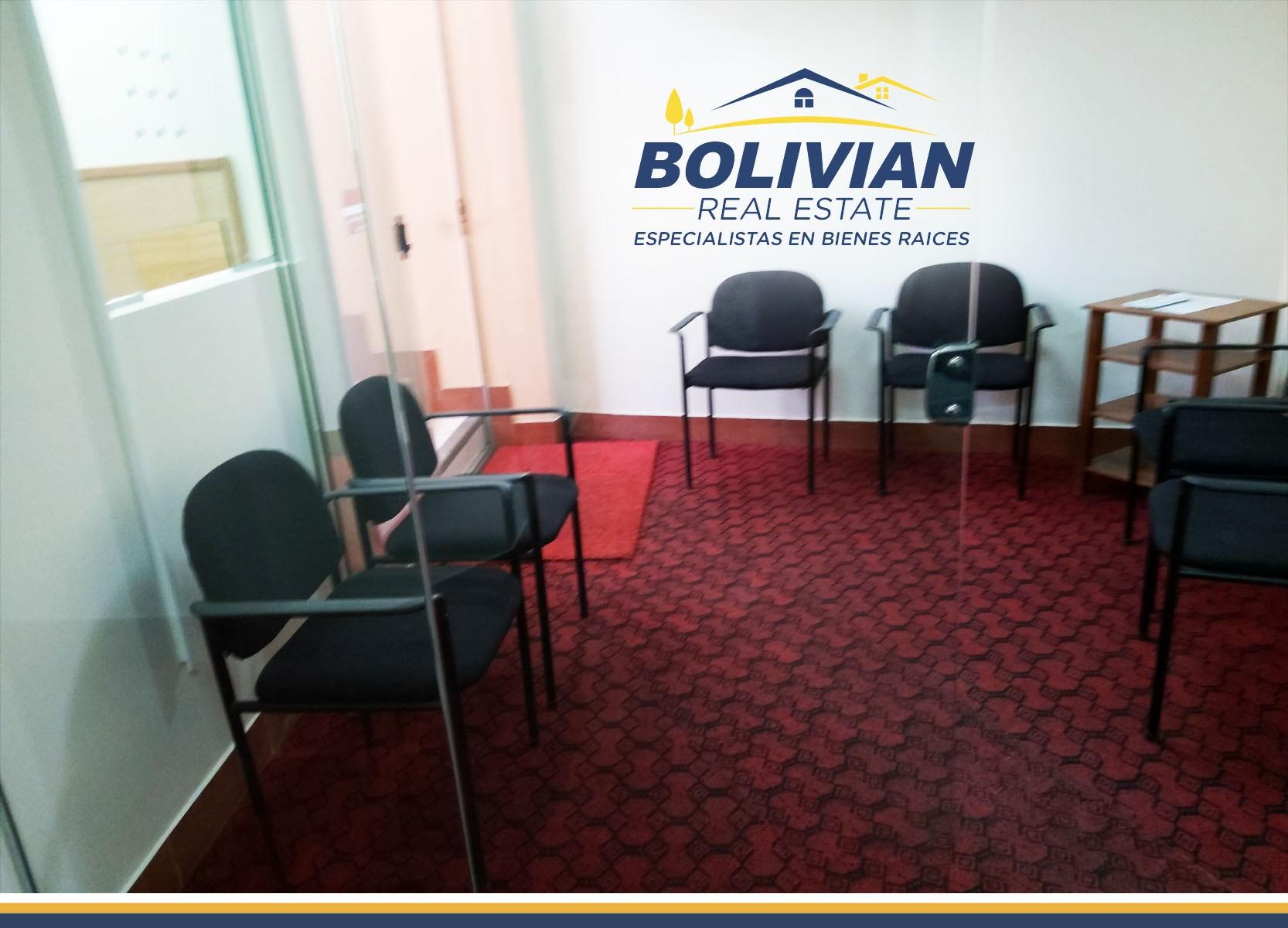 Oficina en Venta OBRAJES AV. 14 DE SEPTIEMBRE AMPLIO OFICINA EN VENTA  Foto 8
