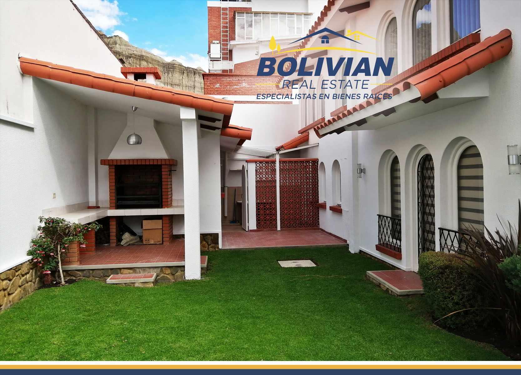 Casa en Alquiler ACHUMANI  BAJO  PRECIOSA CASA EN ALQUILER  Foto 2