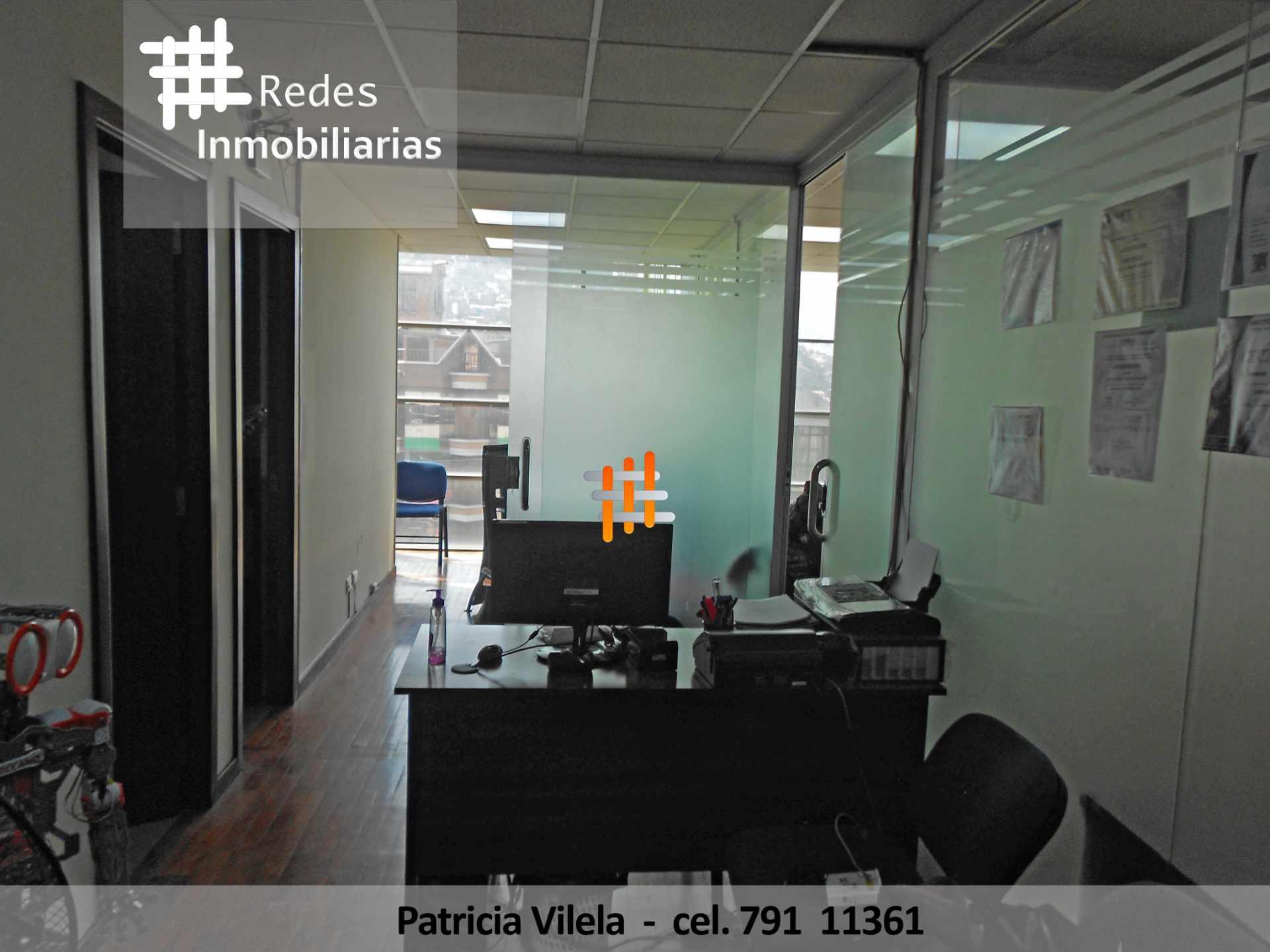 Oficina en Venta OFICINA EN VENTA OBRAJES EDIFICIO MARIO MERCADO Foto 3