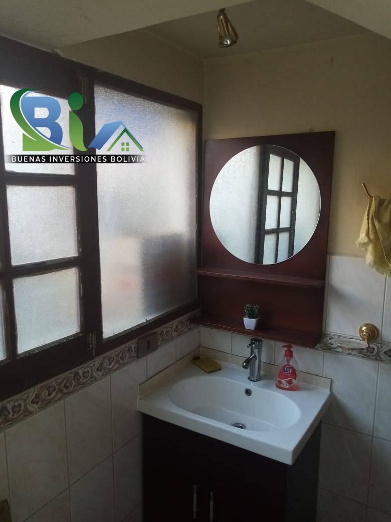 Casa en Venta $us.290.000 CASA EN ESQUINA + TIENDA PROX AV. HEROINAS ZONA SAN PEDRO Foto 12