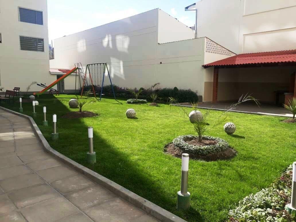 Departamento en Alquiler ALQUILER DEPARTAMENTO CON PATIO EN CONDOMINIO CON HERMOSAS AREAS COMUNES. OBRAJES Foto 19