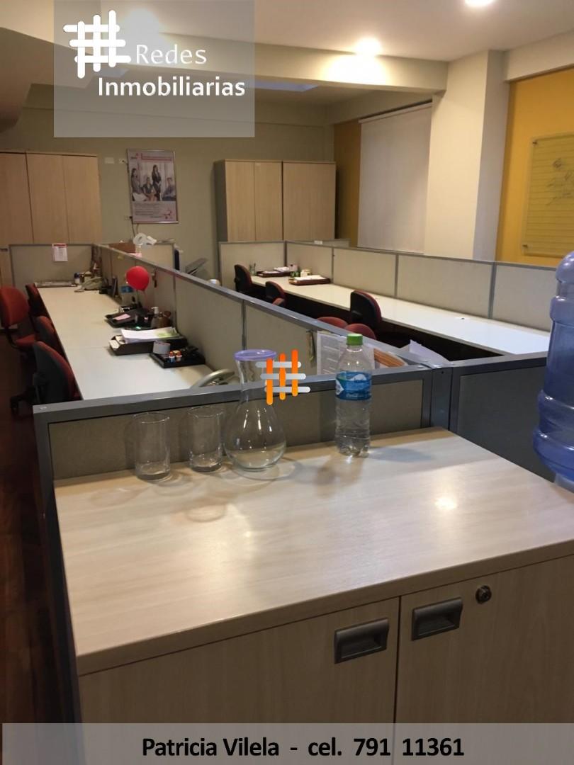 Oficina en Alquiler FICINA SOPOCACHI EN VENTA O ALQULER CON OPCION A SER AMOBLADA Foto 23