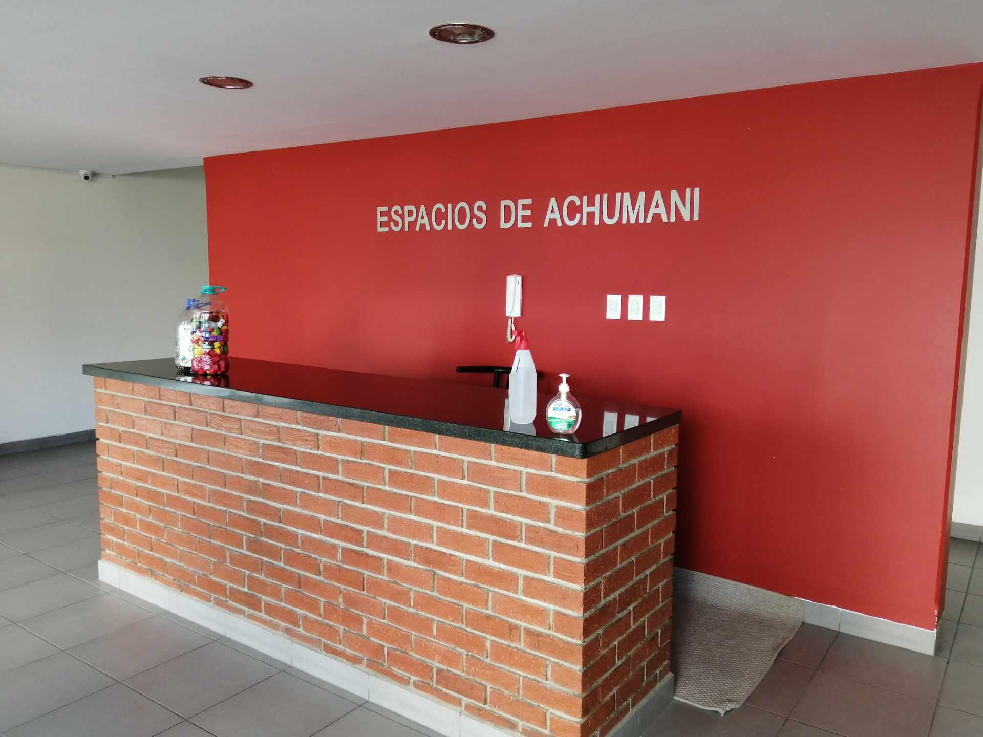 Departamento en Alquiler ACHUMANI, SECTOR SAN RAMON CALLE 28 I EDIFICIO ESPACIOS DE ACHUMANI PISO 6  Foto 3