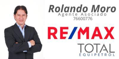 Rolando Moro - agente portada
