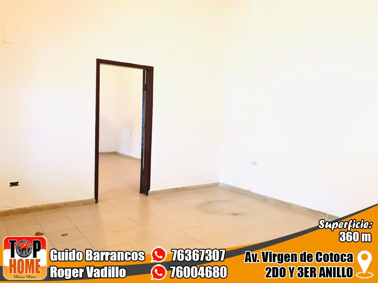 Casa en Alquiler Virgen De Cotoca Y Av. Brasil  Foto 2