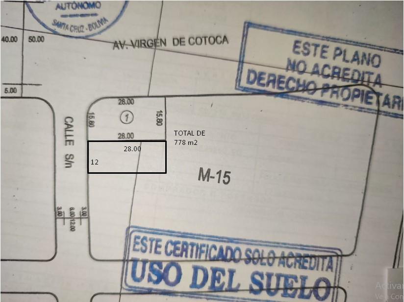 Departamento en Venta CASA CON TERRENO COMERCIAL EN ESQUINA Y SOBRE AV. Foto 3