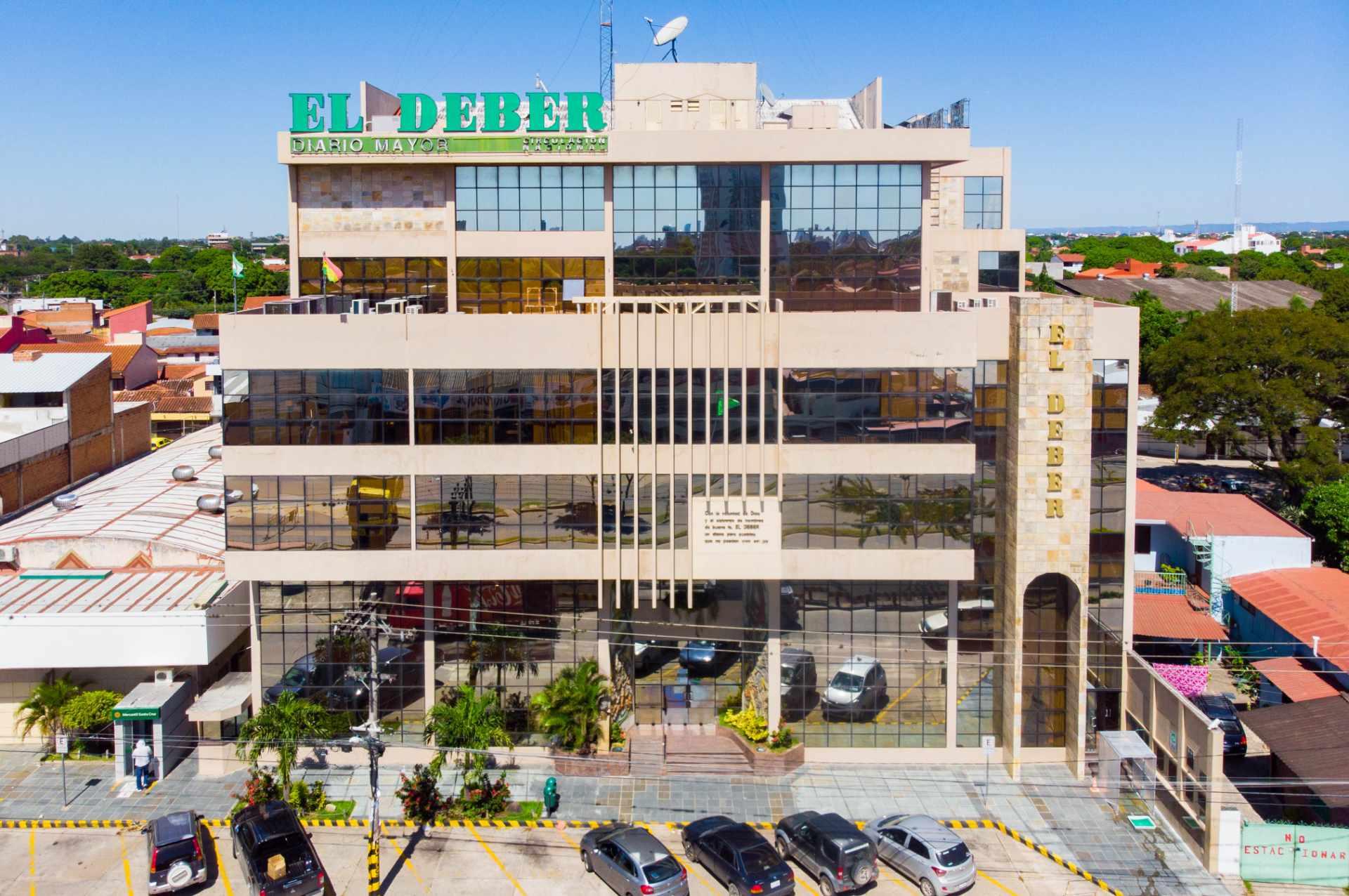Edificio en Venta Edificio corporativo Avenida El Trompillo (2do anillo), esquina calle Melquiades Barbery Foto 2