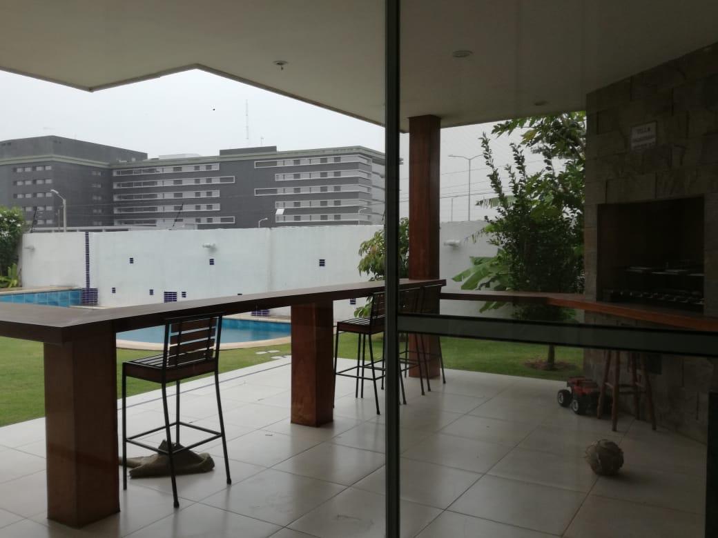 Casa en Alquiler Condominio exclusivo a pocos minutos del puente Urubó  Foto 13