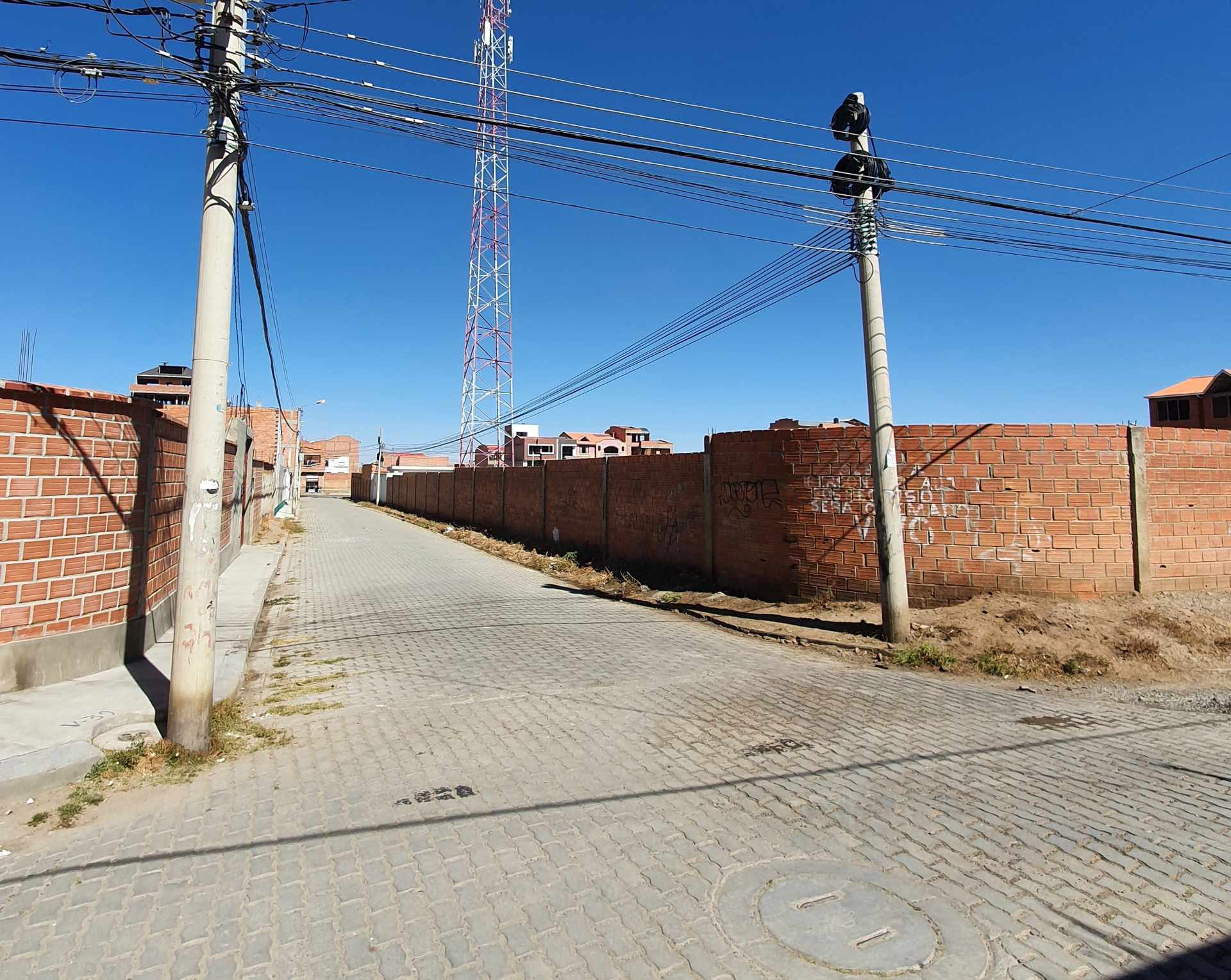 Terreno en Venta A 4 cuadras de Cruce a Villa Adela y a una de Avenida Bolivia  Foto 3