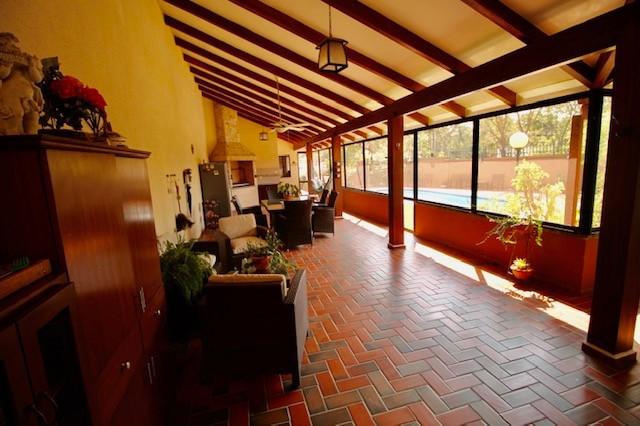 Casa en Venta 8vo Anillo El Remanso condominio Villa Doria Pamphilli Foto 19